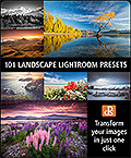 101 Lightroom Presets for Landscapes from Digital Photography School