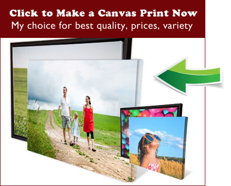 Make Canvas Prints Now
