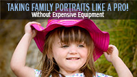 Learn how to take great photos of your kids - photography course